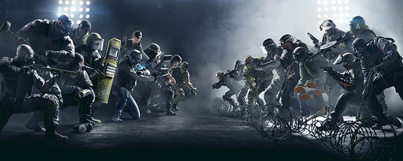 Rainbow 6 Siege Starter Edition has been released