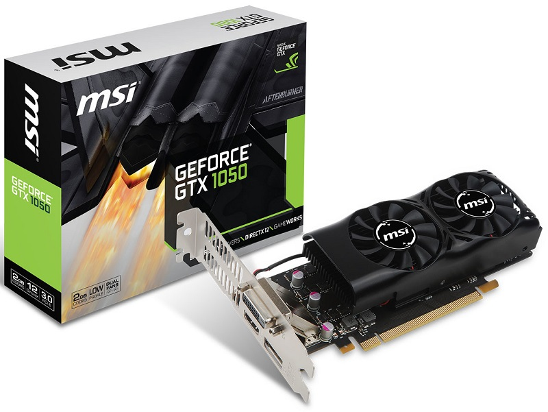 MSI has created a low profile RX 460 GPU