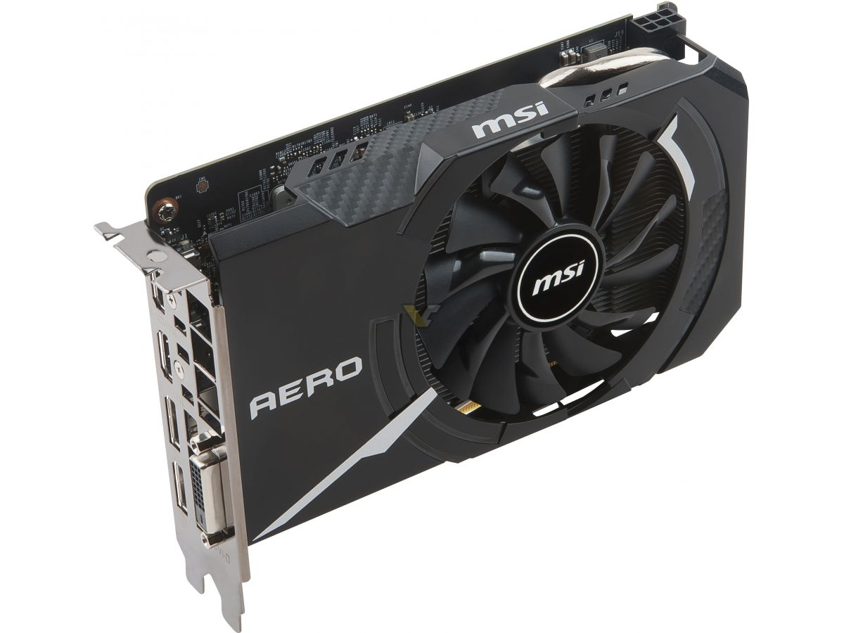 MSI announce their GTX Aero ITX series of GPUs