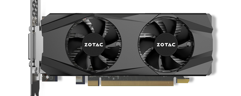 Zotac has revealed their low-profile GTX 1050 and 1050 Ti GPUs