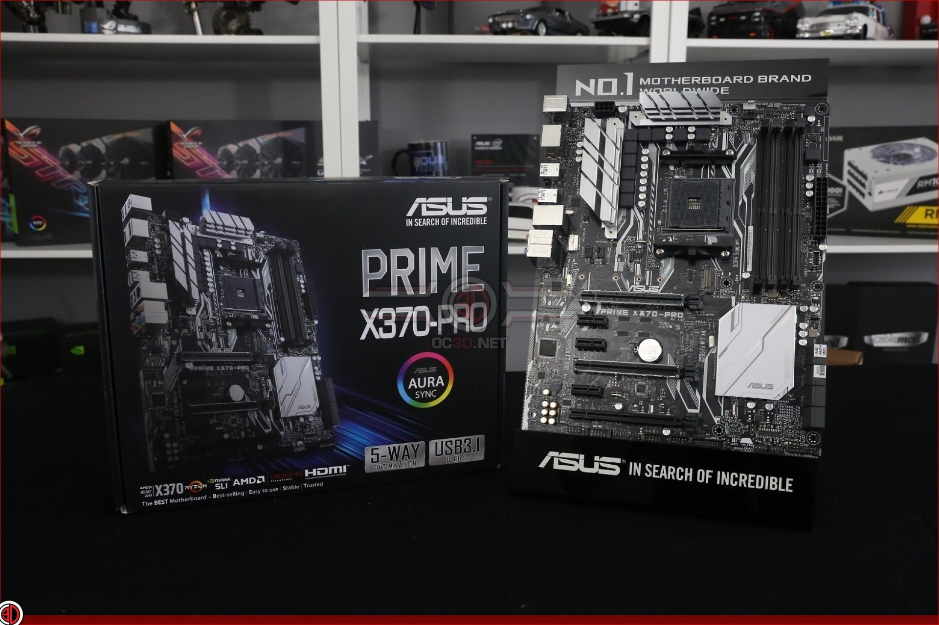 ASUS AM4 Prime X370 Pro Ryzen AM4 Preview   ASUS AM4 Prime X370 Pro