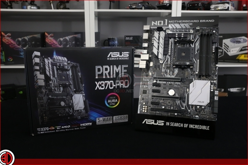 ASUS AM4 Prime X370-Pro Preview