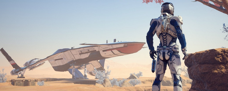 Mass Effect Andromeda - first 13 minutes of gameplay