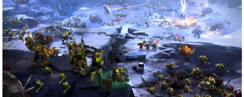 Warhammer 40,000 Dawn of War III release date and PC system requirements