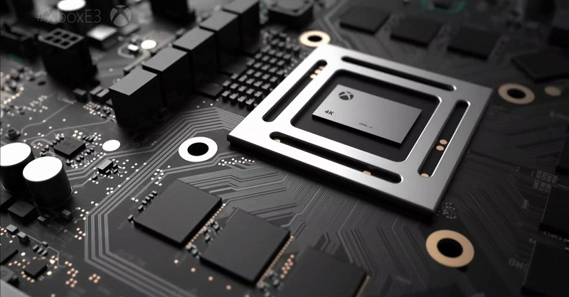 The Xbox One Project Scorpio will support HVEC/VP9 playback and 4K 60FPS DVR
