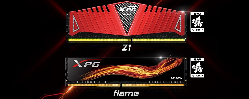 ADATA XPG have officially validated their Z1 and Flame series memory as Ryzen Ready.
