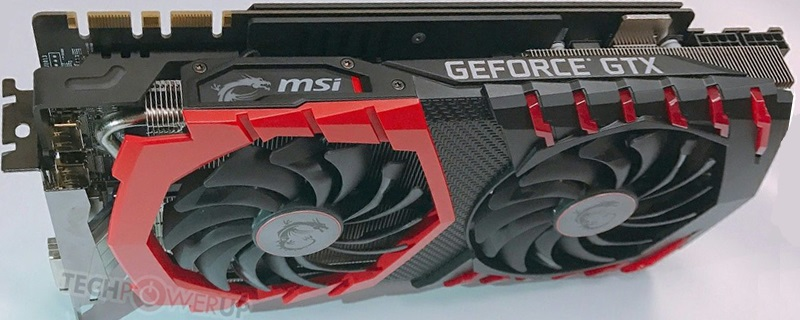 MSI's GTX 1080 Ti Gaming X has been pictured