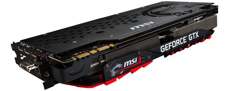 MSI release the specifications of their GTX 1080 Ti Gaming X
