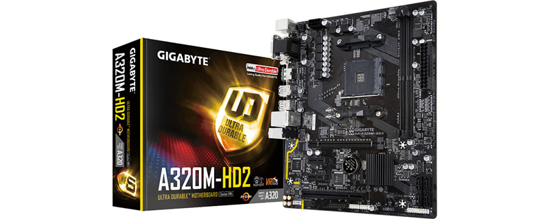 Gigabyte announce their A320-DS3 and A320M-HD2 AM4 motherboards
