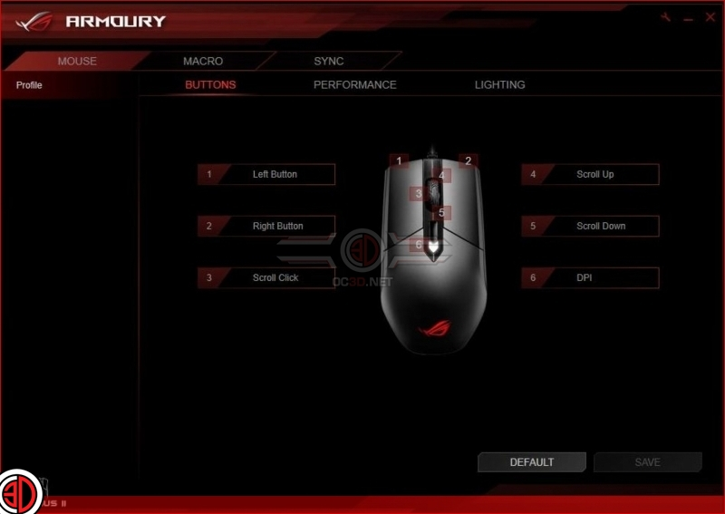 ASUS Strix Impact Gaming Mouse Review