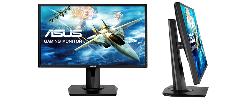 ASUS introduced their new value oriented VG245Q FreeSync gaming display