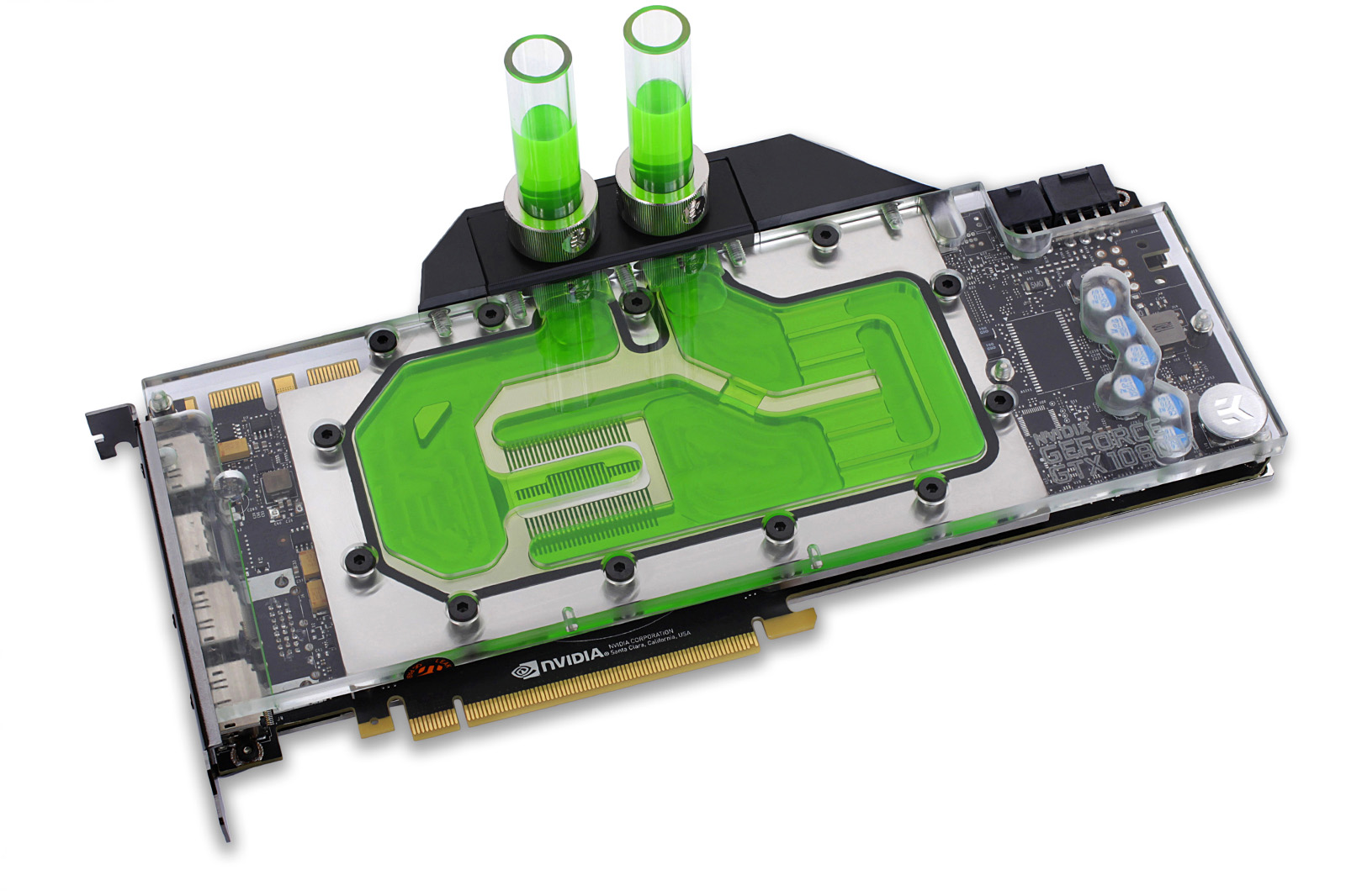 EK launch their first GTX 1080 Ti ready GPU water blocks
