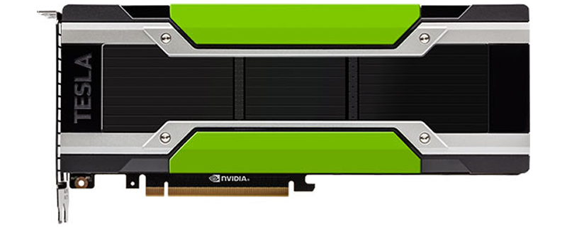 Nvidia release their first PCIe HBM2 powered GPU to the market