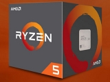 AMD Ryzen 5 1400, 1500X and 1600X CPU Review