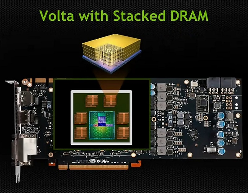 Nvidia's Volta architecture is now rumoured to release in Q3 2017
