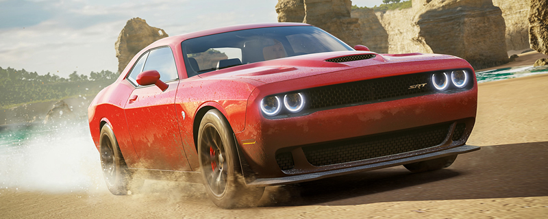 Forza Horizon 3 will soon be getting a performance improving patch