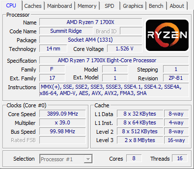 CPU-Z version 1.79 has a new benchmarking tool