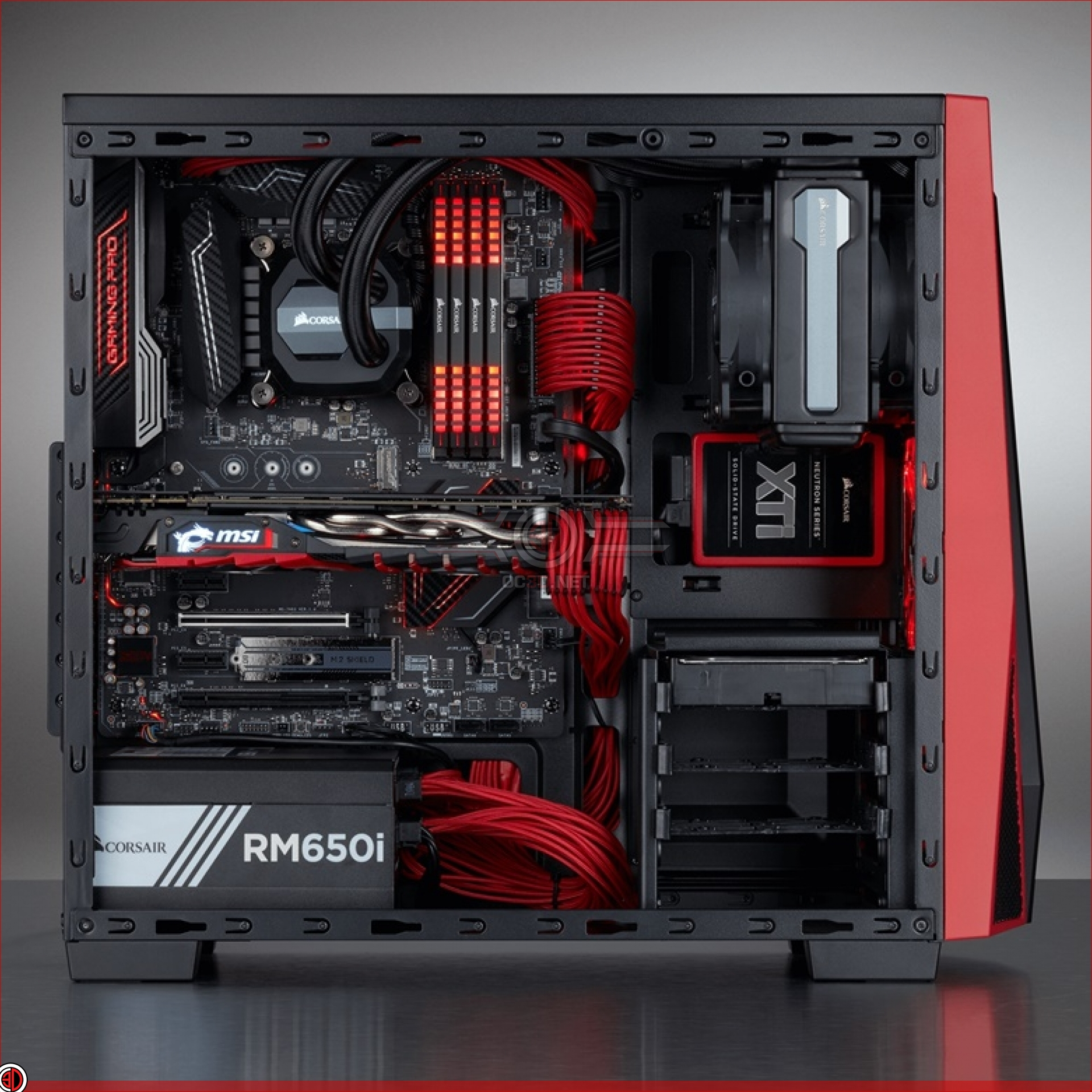 04: Corsair Launches Their New Carbide SPEC-04 Mid-tower