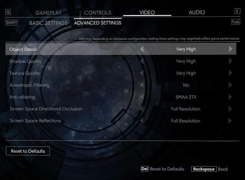 How to adjust Prey's FOV and disable Motion Blur