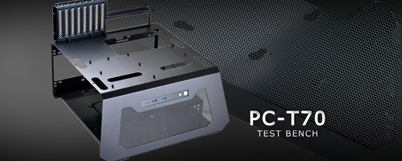 Lian Li announce their PC-T70 test bench