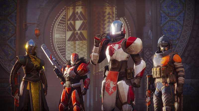 Why the PS4 Pro won't run Destiny 2 at 60FPS
