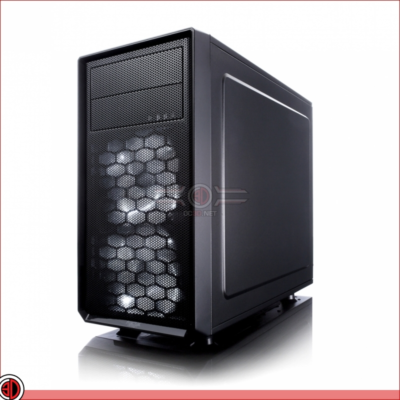 Fractal Design launch their Focus G series ATX and MATX cases