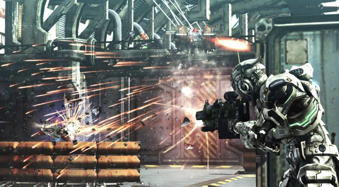 Vanquish's first beta patch fixes the game's high frametrate damage bug