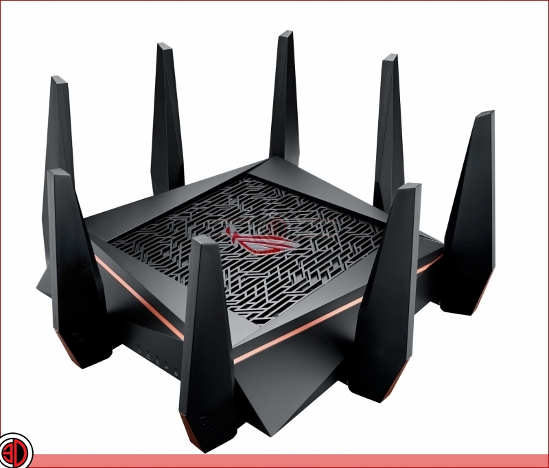 ASUS announce their ROG Rapture GT-AC5300 gaming router