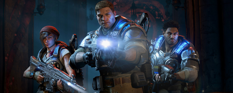 Gears of War 4's latest update adds compression to reduce the game's size