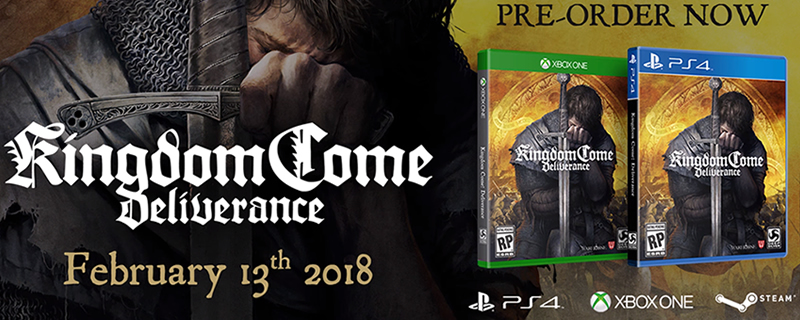 Kingdom Come: Deliverance release date and PC system requirements