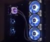 Corsair showcase their first 360mm AIO liquid cooler