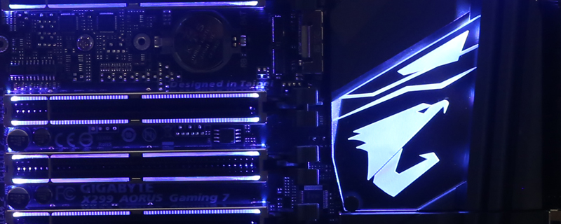 Gigabyte Aorus X299 Gaming 7 Review | Introduction and