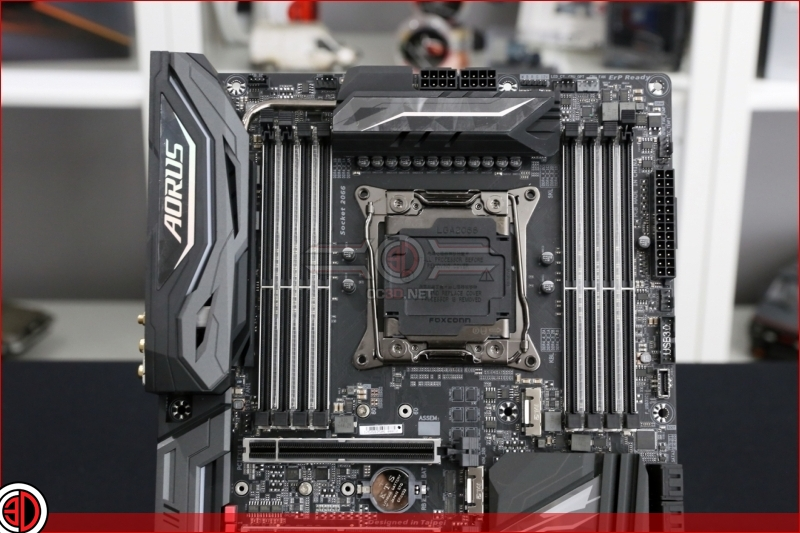 Gigabyte X299 Aorus Gaming 7 Preview