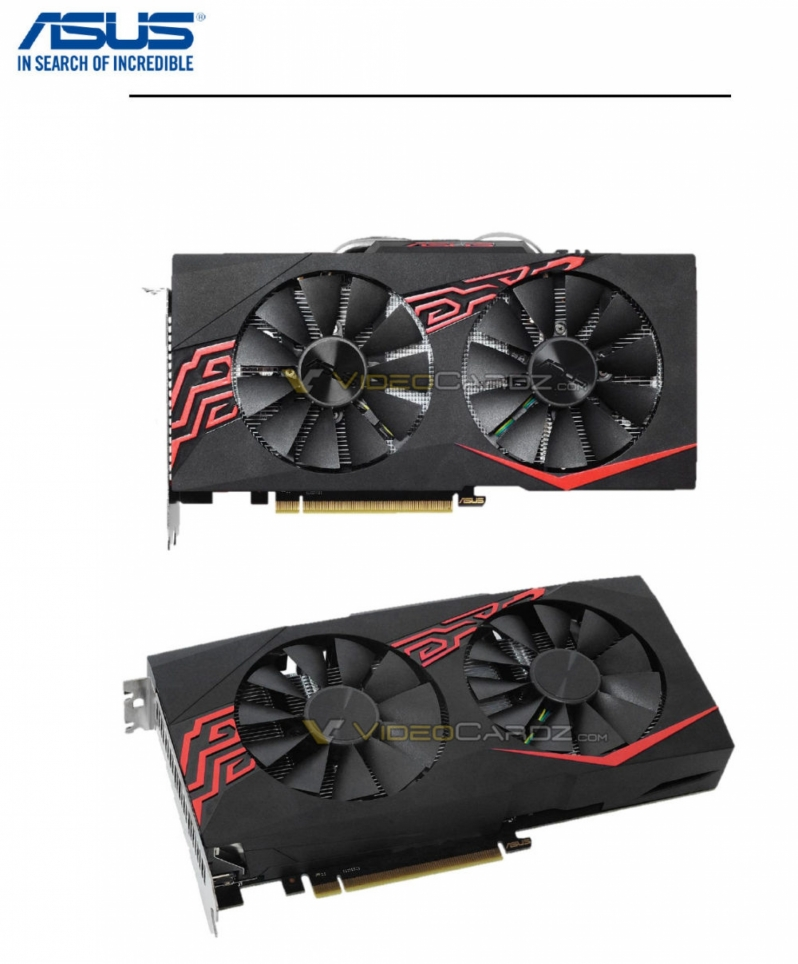 ASUS and MSI mining-oriented GPUs leak