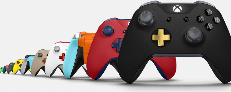 Xbox Design Lab Controllers are now available in the UK/EU