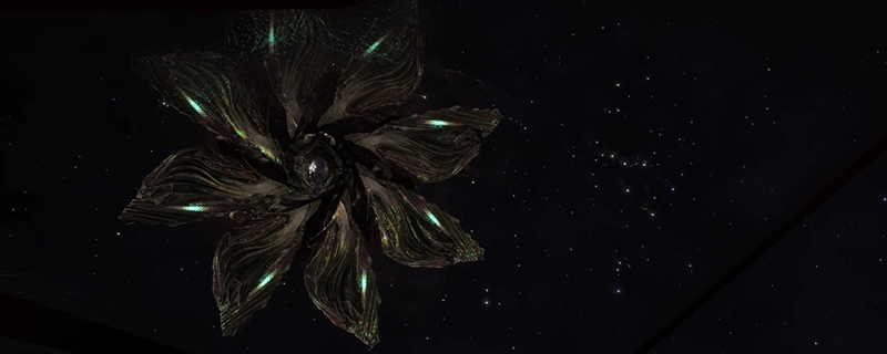 The Alien Thargoids will be returning to Elite Dangerous this year