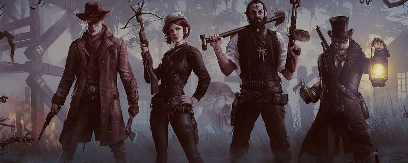 Crytek showcases gameplay for Hunt Showdown