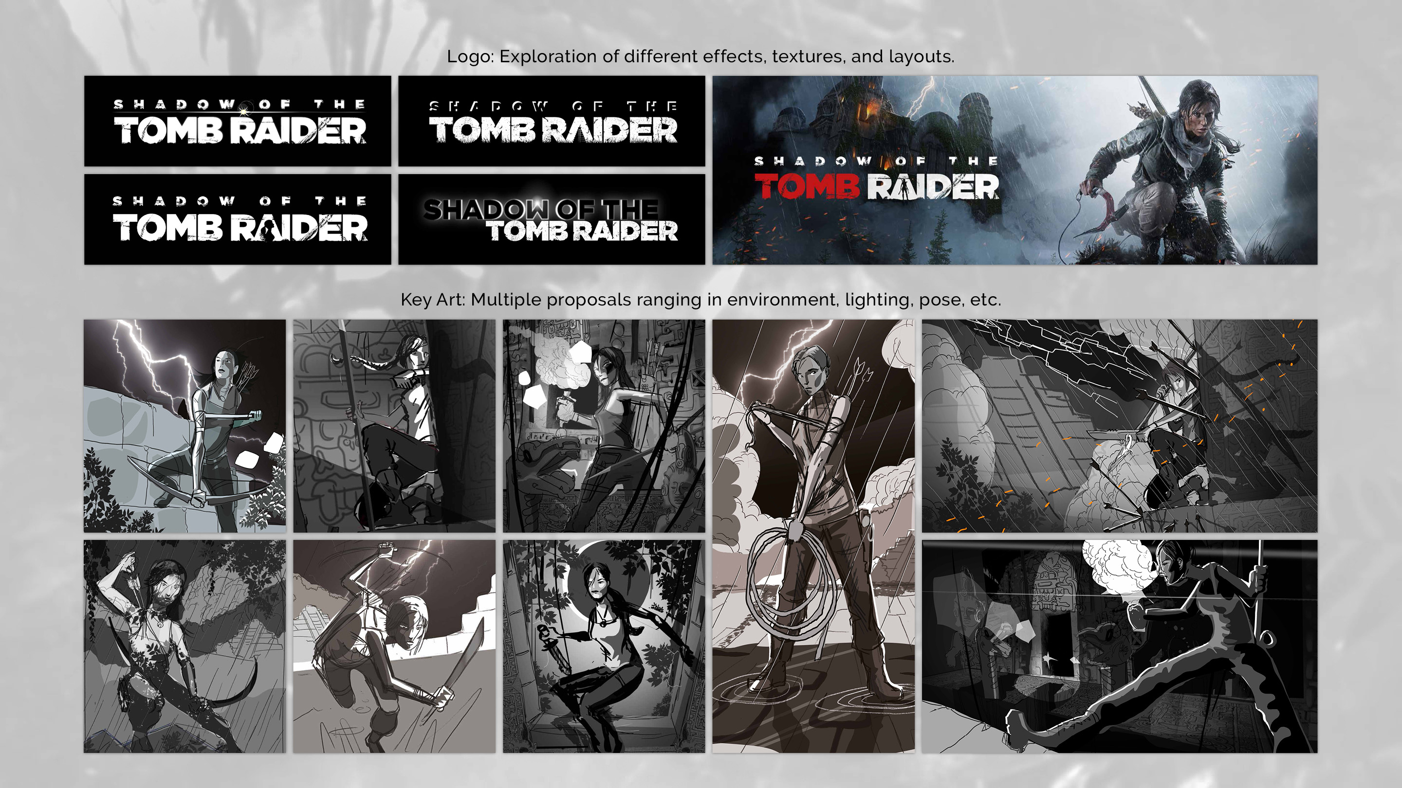 Shadow of the Tomb Raider artwork leaks