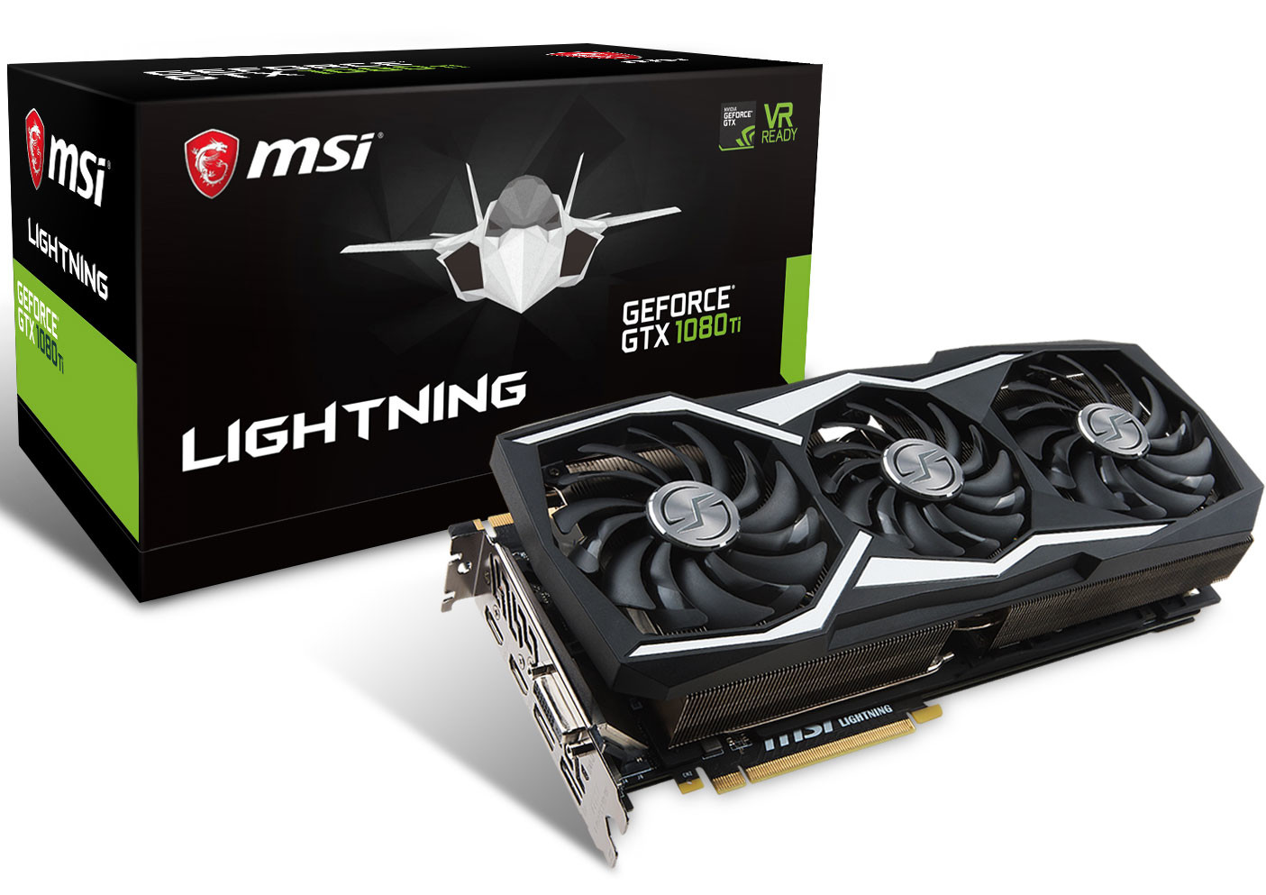 MSI officially announces their GTX 1080 Ti Lightning Z