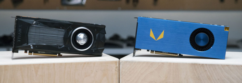 AMD's Radeon Vega Frontier Edition gets a hands-on preview