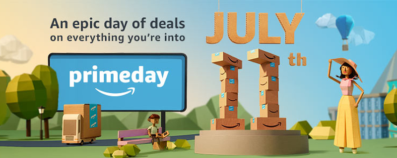 Amazon announces their third annual Prime Day