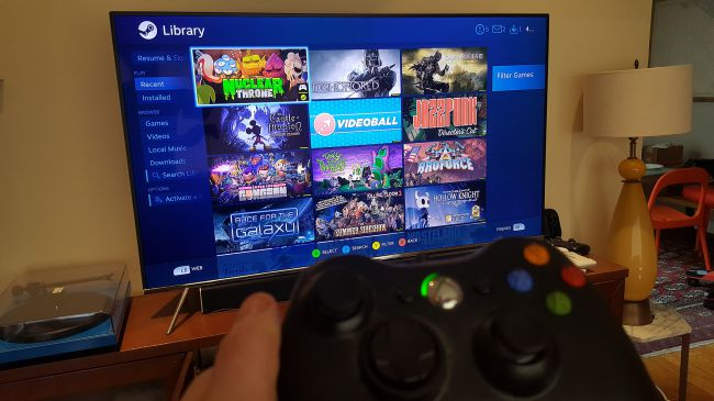 Modern Samsung UHD TVs now support Steam Link