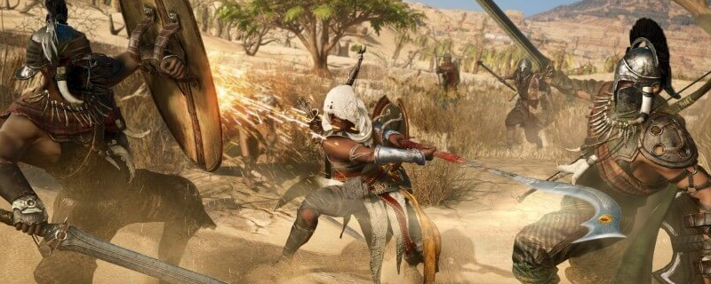 Game Releases 20 Minutes Of Assassin S Creed Origins Gameplay