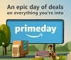 Amazon Prime day has officially started