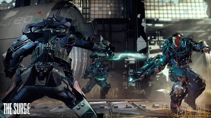 Deck 13's The Surge will be getting a demo next week