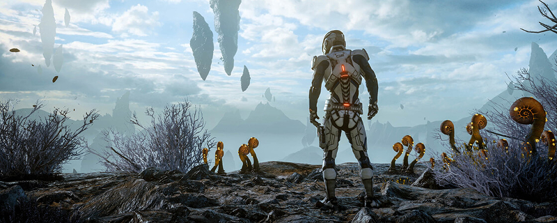 Mass Effect: Andromeda now has a free 10-hour trail version