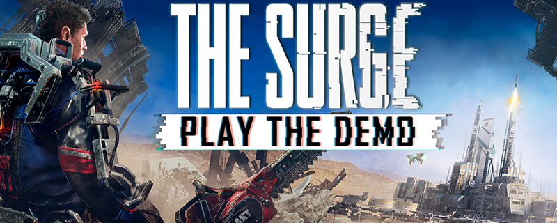 Deck 13 has released a PC Demo for The Surge
