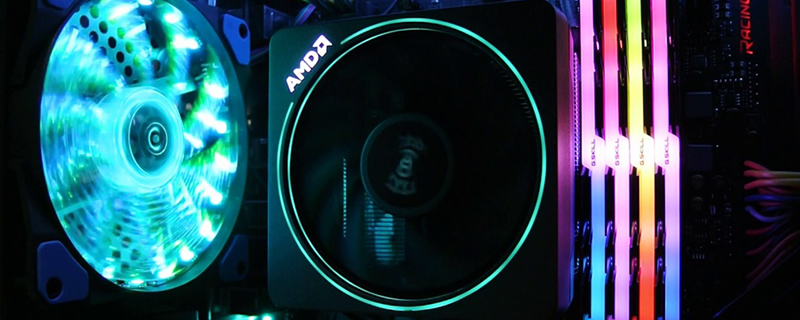 AMD's Wraith Max RGB cooler will soon be sold as a standalone product