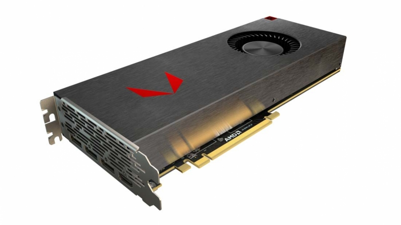 AMD releases official images of their RX Vega GPU