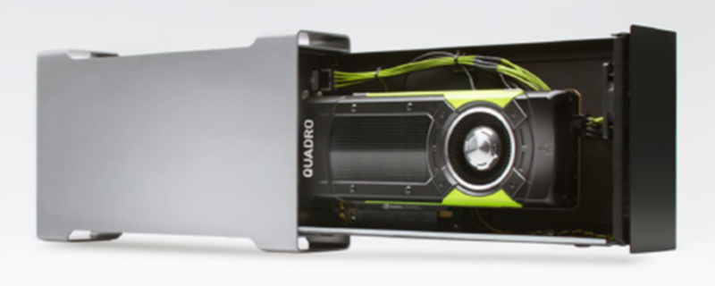 Nvidia and their partners are working to create Titan Xp and Quadro external GPUs
